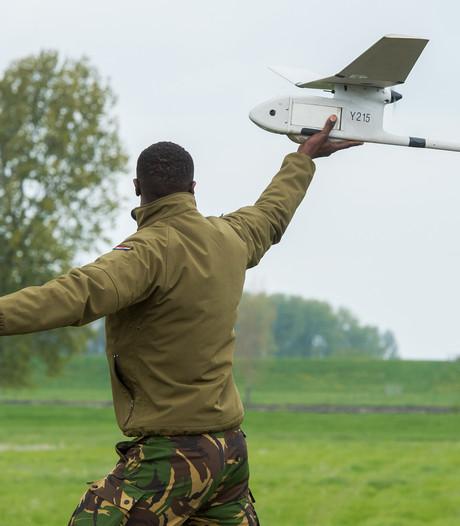 Wat als de dijken breken? Waterschap, Defensie en veiligheidsregio oefenen in Brabant