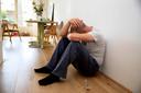 Mustapha (39) werd door zijn vrouw geslagen als hij alcohol had gedronken.