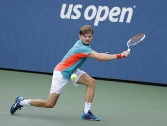 """Goffin in vier sets voorbij Harris naar derde ronde US Open, waar hij """"hypergetalenteerde"""" Krajinovic treft"""