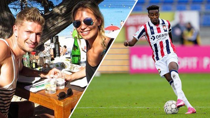 Jan-Arie en zijn vriendin zijn trending topic in Tilburg, Trésor gaat niet naar Ajax.