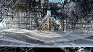 Zo ziet de Notre-Dame er vanbinnen uit, drie maanden na de verwoestende brand