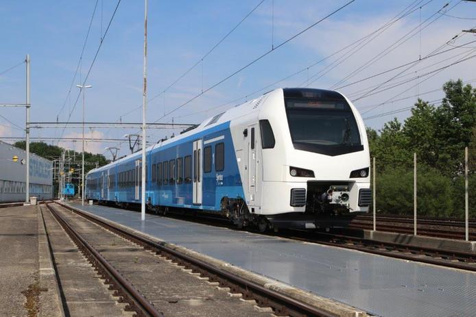 De maximumsnelheid op het traject wordt met het Flirt-treinmaterieel verhoogd van 100 naar 140 kilometer per uur