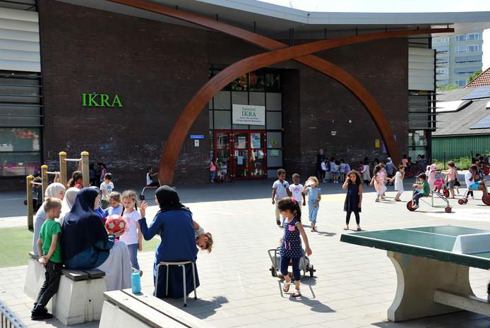 De islamitische basisschool Ikra in Dordrecht.