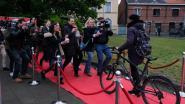 'Wereldpers' verwelkomt leerlingen van eerste Rode Neuzen School