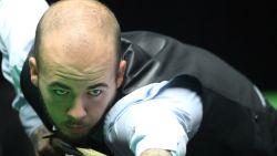 Brecel bereikt derde Scottish Open na zege tegen thuisspeler McManus, Higgins pakt uit met maximumbreak