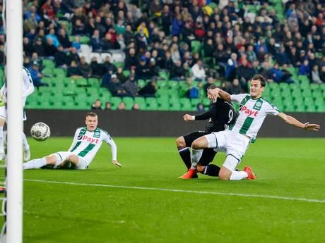 Willem II boekt zeldzame zege in Groningen