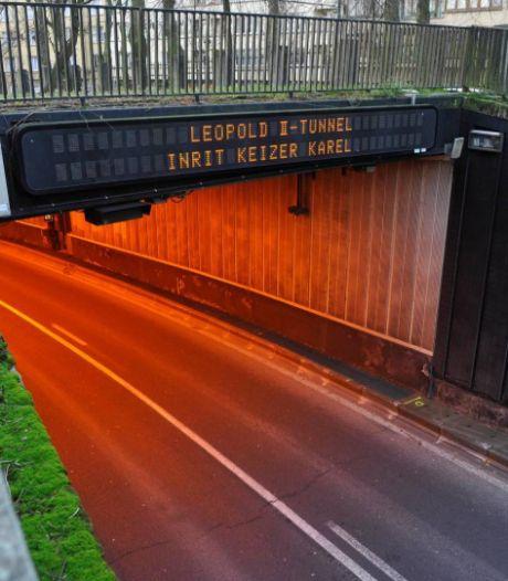 Voici les noms de femmes retenus pour rebaptiser le tunnel Léopold II