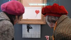 Banksy-snipperwerk lokt 60.000 bezoekers