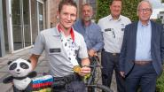 Niels Beelen (31) wereldkampioen mountainbike op 'World Police and Fire Games' in China