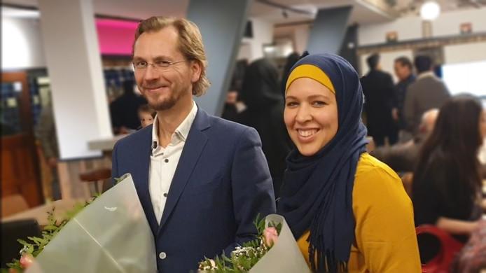 Bas van Noppen en Elsa van de Loo zijn verkozen tot lijsttrekkers van de kandidatenlijsten voor Noord- en Zuid-Holland.