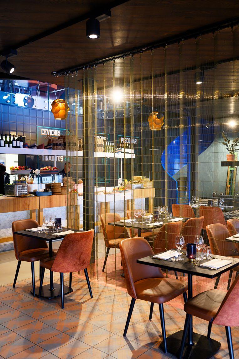 Restaurant Callao Cevicheria Beeld Els Zweerink