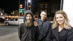 """Sprookje dakloze Johnny Bobbitt te mooi om waar te zijn: """"Hij zat mee in de slag met koppel dat geld inzamelde voor hem"""""""
