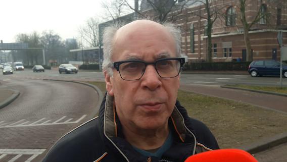 Fred ter Hennepe vind de nieuwe maatregel van de gemeente Arnhem te rigoreus.
