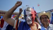 Golf van geweld overschaduwt campagne in El Salvador
