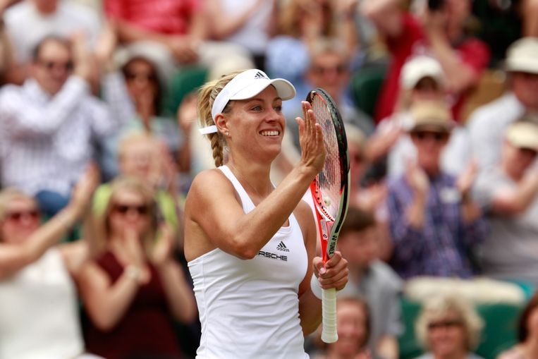 Angelique Kerber was in 2018 de beste bij de dames.