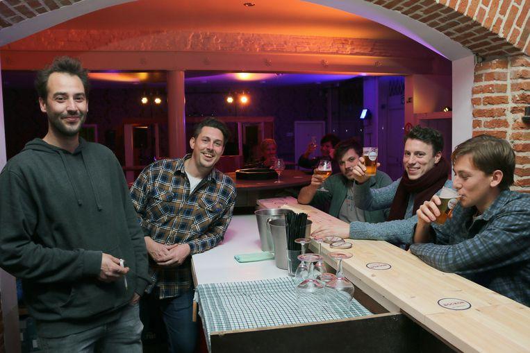 In de winterbar kan je ook volgend weekend nog terecht voor een lekker drankje en een toffe sfeer.