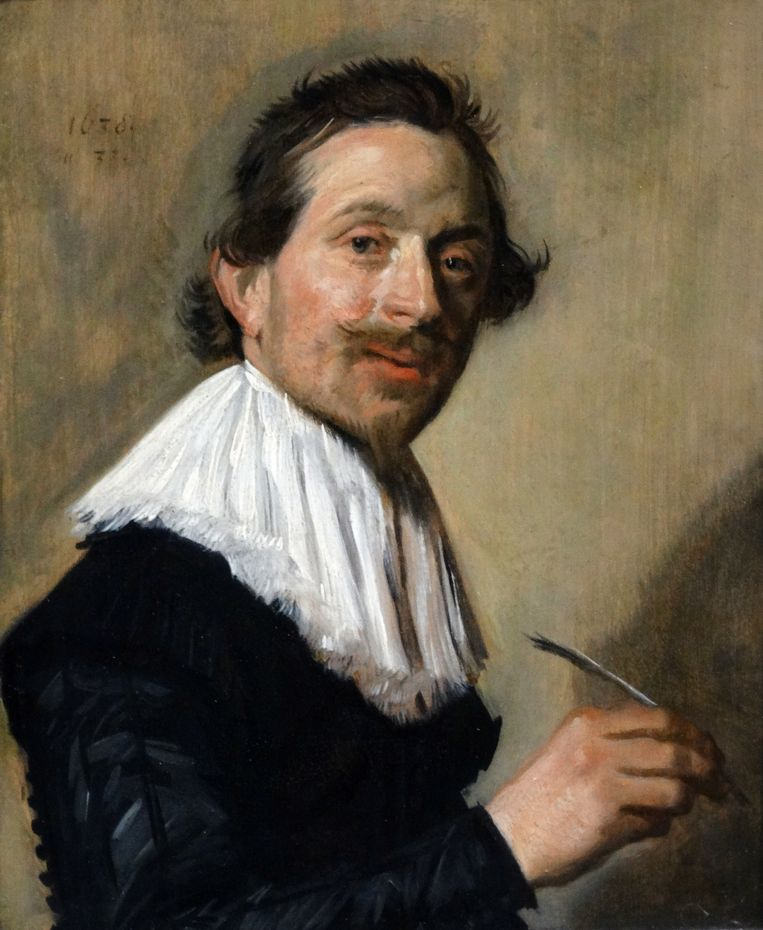 Frans Hals: Portret van Jean de la Chambre (1638). Beeld Getty