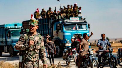 """Syrisch regime reageert voor het eerst sinds ontplooiing troepen: """"Syriërs zijn verenigd tegen flagrante agressie van Turkije"""""""