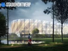 Feu vert pour le projet du nouveau stade à Bruges