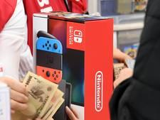 Omzet Nintendo verdubbeld door succes Switch