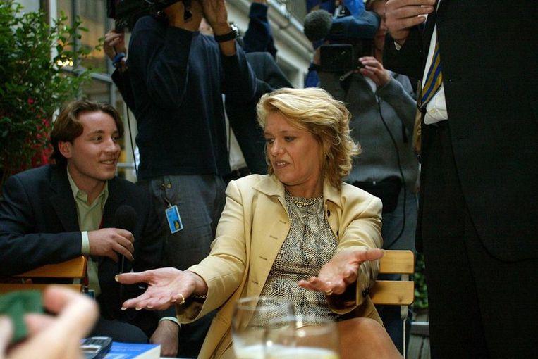 Winny de Jong werd geen fractievoorzitter. © ANP. Beeld
