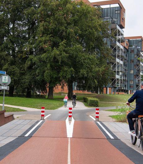 Gezonde stad Apeldoorn kan nog wel wat winnen op fietsgebied: 'Haal paaltjes weg'