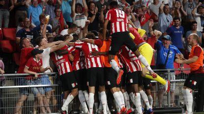 Football Talk (23/07). PSV buigt scheve situatie om in slot - Mogelijke EL-tegenstrevers van Antwerp spelen gelijk - Anderlecht verliest laatste oefenpot