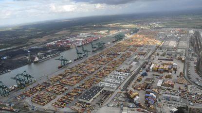 Drones waken over havengebied