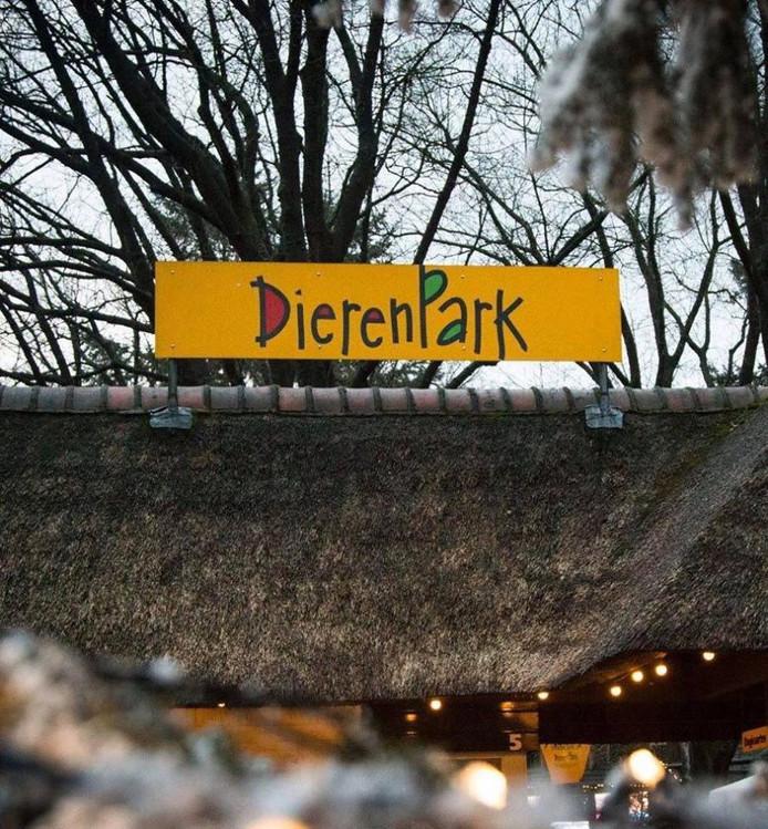 Dierenpark Amersfoort is sinds 13.00 gesloten vanwege de harde wind.