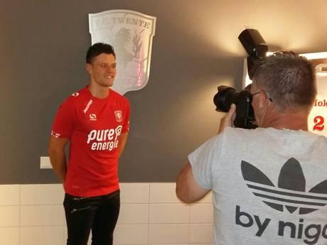 Boere doorstaat medische tests en is de nieuwe spits van FC Twente