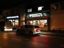 Overvallen Domino's Pizza schaft cash betalen af