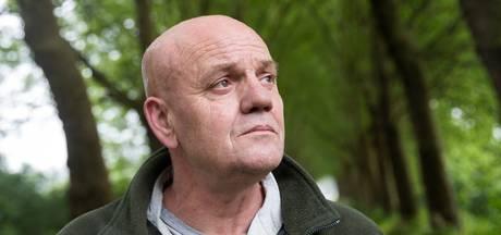 Bosbeheerder Theo Quekel bedreigd met mes: 'Daar sta je dan, onbewapend'