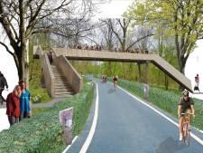 Een Apeldoornse Cauberg en vier bruggen; De Adelaar ontvouwt plan voor wielerpark