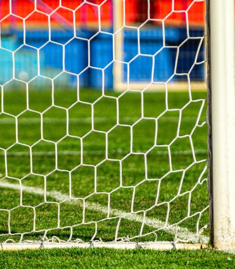 Moerse Boys - Brabantia 1-1