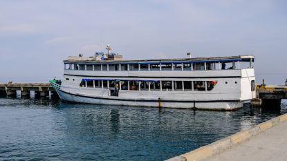 Zeven doden bij brand op ferry in Indonesië