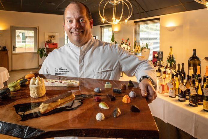 Nougat, gebak, macarons, bonbons, brood en meer in Boutique Culinaire bij De Groene Lantaarn van Jarno Eggen  in Staphorst.