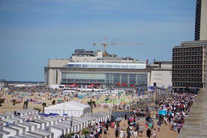 Aantal aanmeldingen voor lapje Oostends strand loopt op tot 18.000