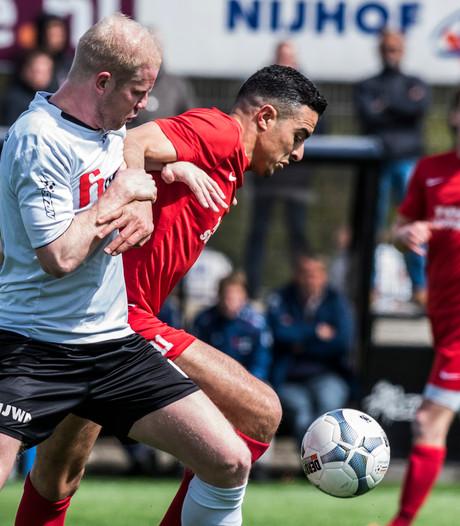 SVZW-speler Lubbers wil verschil met Heracles onder de vijf goals houden