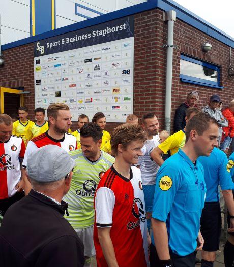 Feyenoord-talenten spelen mini-toernooi met Staphorst en PEC Zwolle