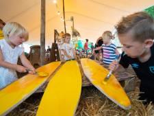 Den Hout verkeert in tropische sferen tijdens Festival Onder de Bomen