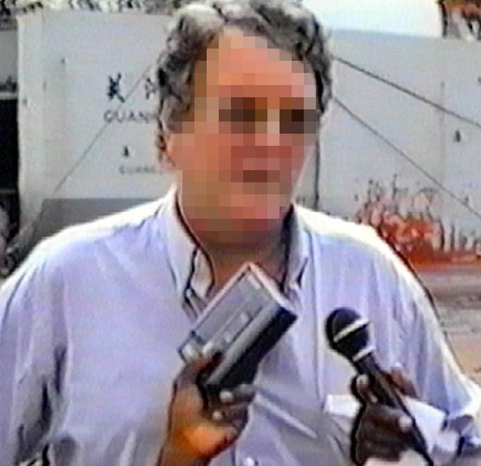De Nederlandse zakenman Guus Kouwenhoven.