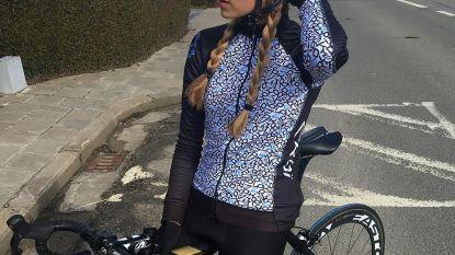"""Cameron Vandenbroucke wil haar papa eer aandoen: """"Een nieuwe VDB op de fiets, dat wil iedereen. Ook papa"""""""