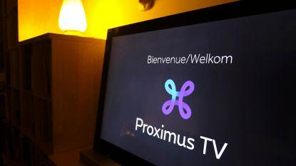 Proximus-klanten krijgen twee weken gratis toegang tot betaalkanalen als compensatie voor storingen