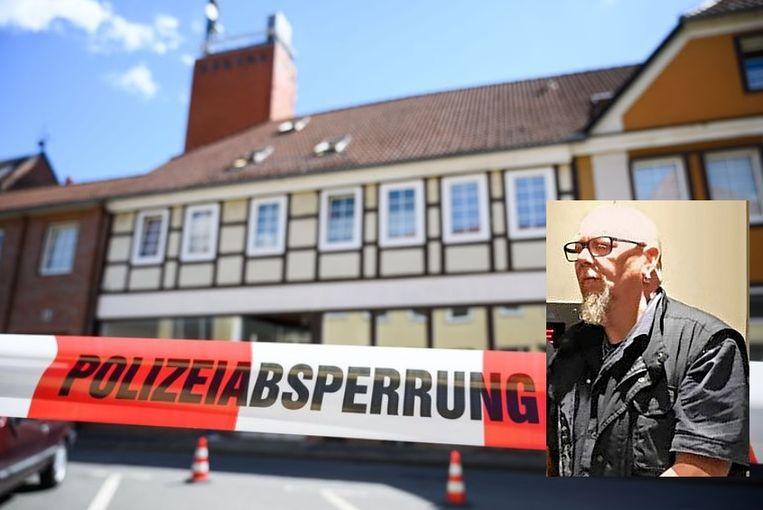 In een appartement in Wittingen werden de lichamen van twee dode vrouwen aangetroffen. Inzet 'goeroe' Torsten W.