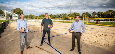 Met maar liefst drie beachvelden zijn volleyballers Wevo'70 uit Weerselo klaar voor toekomst