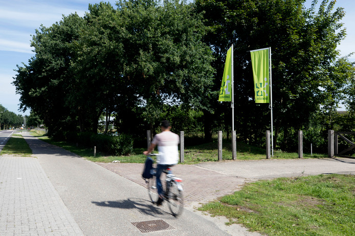 39 verwarrende vlaggen zijn gevaar voor verkeer op rijksweg for Intratuin wijchen