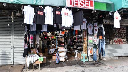 "Diesel verkoopt zelf ""namaakkledij"" in pop-upwinkel in New York"
