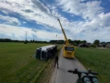 Bewoners Volenbekerweg helemaal klaar met sluipverkeer tussen Ermelo en Putten: 'Gemeente doet niks'