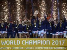Frankrijk wereldkampioen na nipte winst op Noorwegen