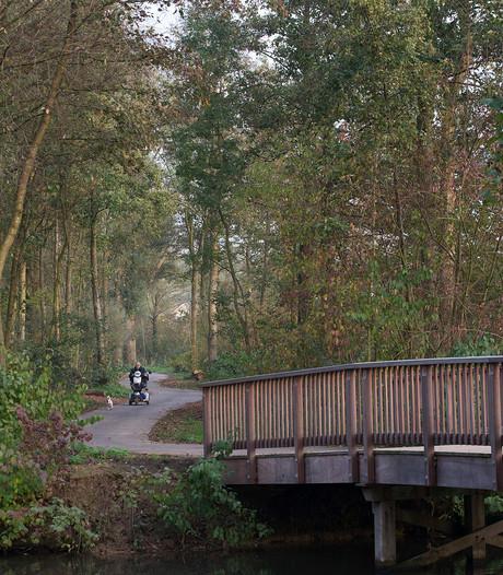 Duim omhoog voor uitgedunde en heringerichte park Steenderens